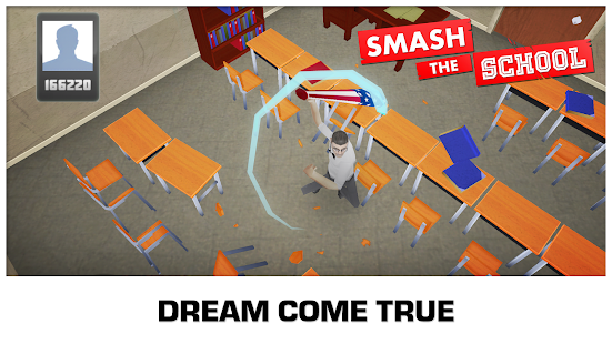Smash the School - Stress Fix! - screenshot thumbnail