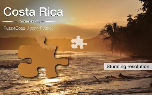 Costa Rica Jigsaw Puzzles Demo