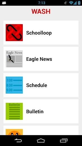 【免費教育App】The Eagle-APP點子