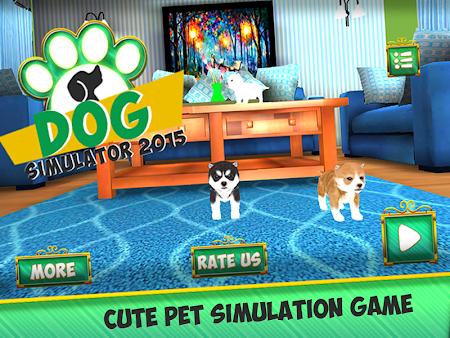 Dog Simulator 2015 1.1 screenshot 70030