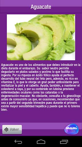 【免費醫療App】Alimentos en el embarazo-APP點子