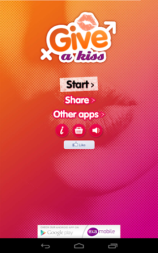【免費娛樂App】一個吻 - 接吻測試-APP點子