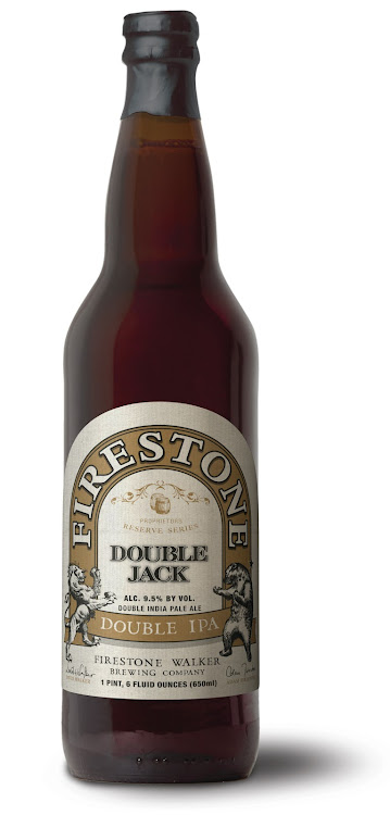 Logo of Firestone Walker Double Jack