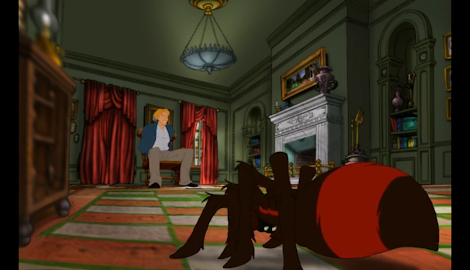 Broken Sword 2: Remastered Screenshot 21