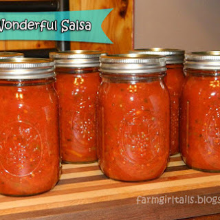 Mama's Wonderful Salsa