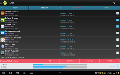 Smart Task Manager- screenshot thumbnail