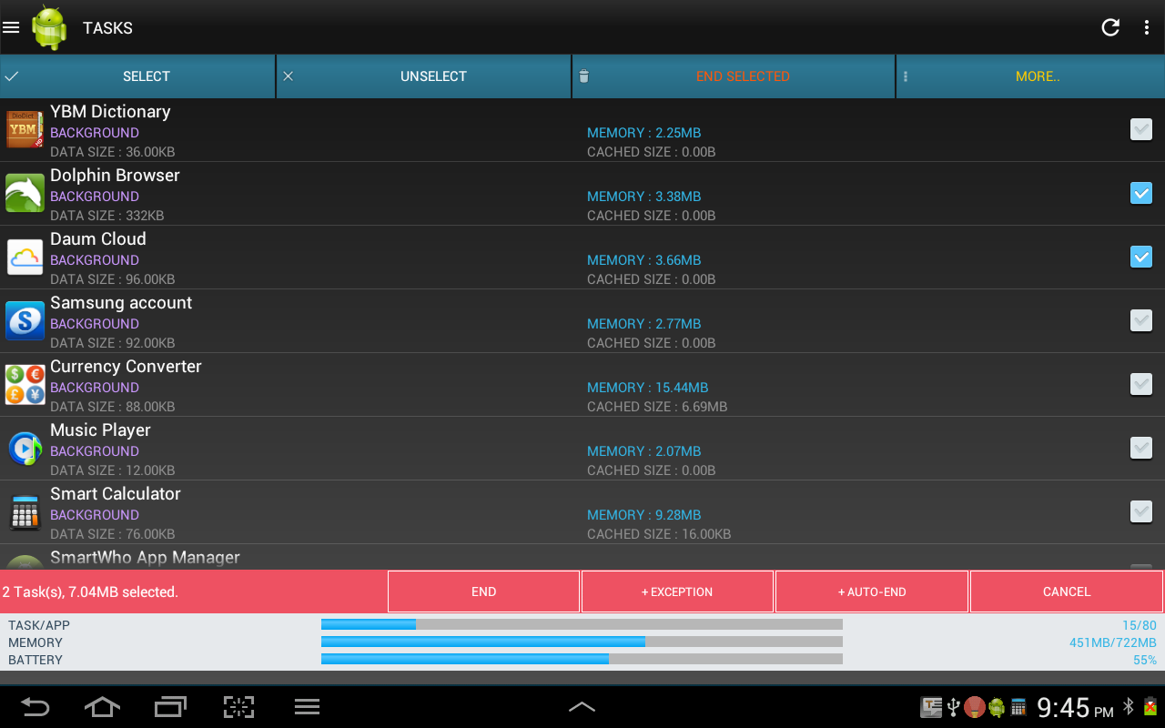 Smart Task Manager- screenshot