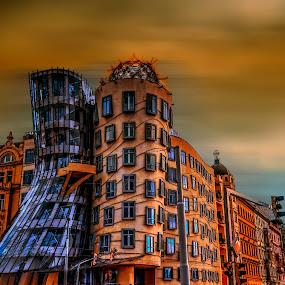 prague by Christian Heitz - Buildings & Architecture Architectural Detail