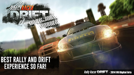 Rally Racer Drift v1.22 [Mod Money]
