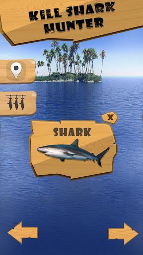 杀鲨鱼猎手