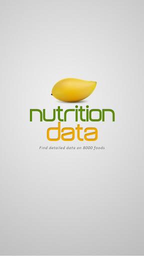 Nutrition Data