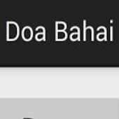 Doa Bahai