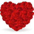 Countdown to Valentine's Day icon