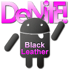 Leather Pink CM11/AOKP Theme icon