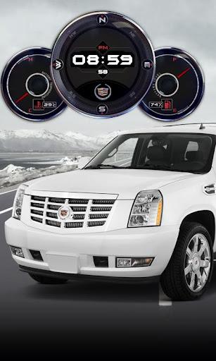 Cadillac Escalade Compass LWP