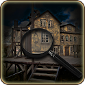 Mystic Town. Hidden objects icon