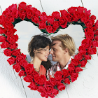 Lover's Heart Photo Frames Pro icon