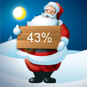 Christmas Battery Widget
