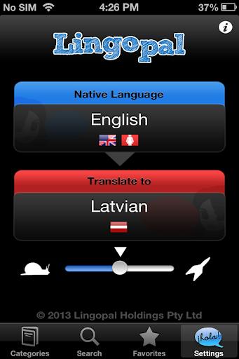 Lingopal拉脫維亞
