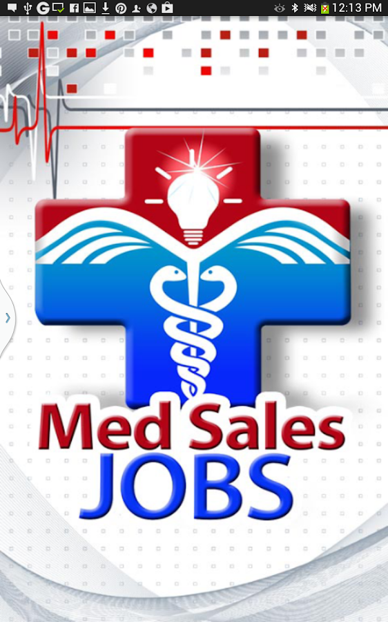 Med Sales Jobs- screenshot