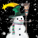 Christmas Snowfall Wallpaper logo