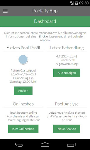 Poolcity App