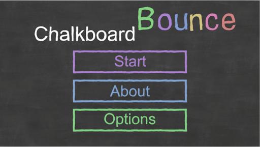 免費休閒App|Chalkboard Bounce *Alpha*|阿達玩APP