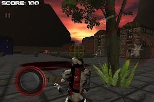 Screenshot of Crimson Harvest
