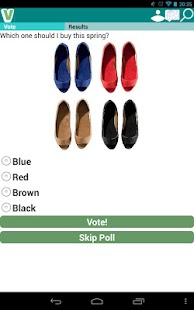 Votter: The Social Voting App - screenshot thumbnail