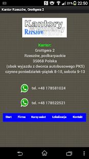 Kantor Rzeszów KWADRAT - náhled