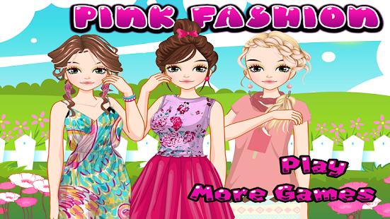 Pink Girls – Girl Games
