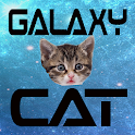 Galaxy Cat - Games for cats! icon