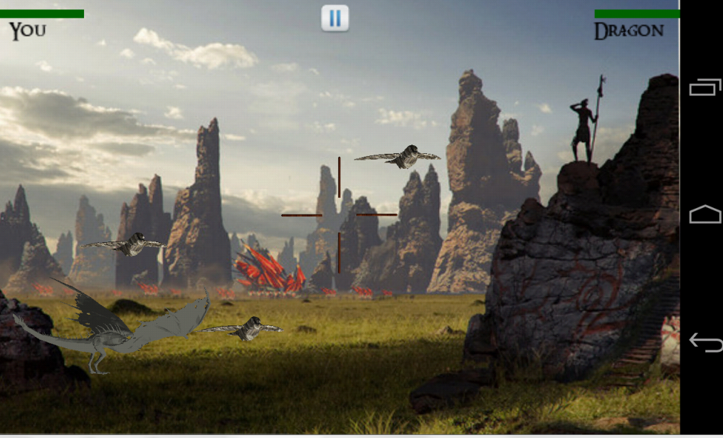 Dragon Hunter 3D - screenshot