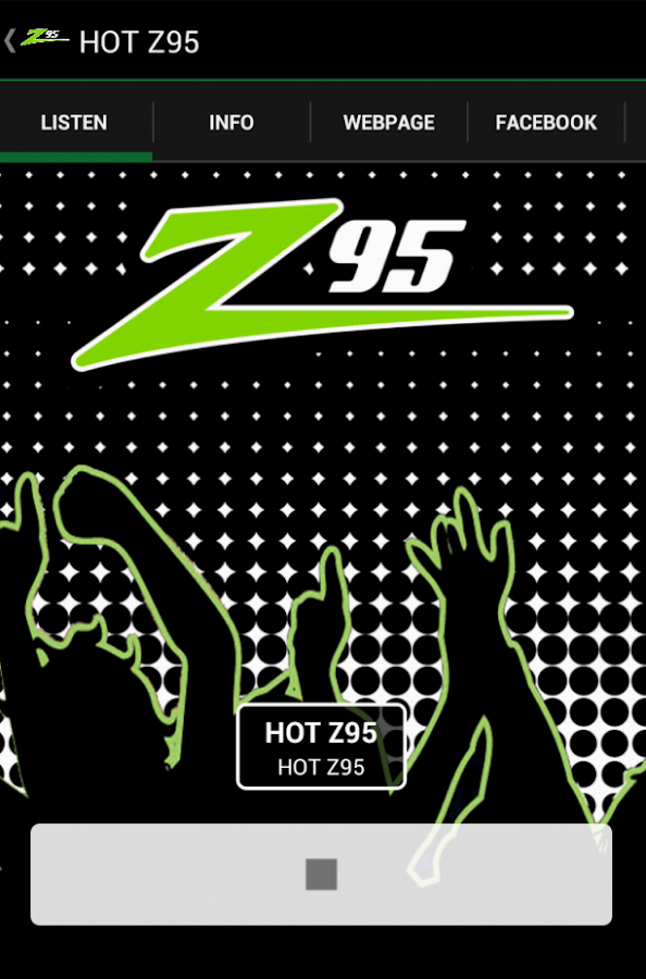 HOT Z95- screenshot