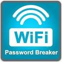 Wifi Password Breaker Free icon