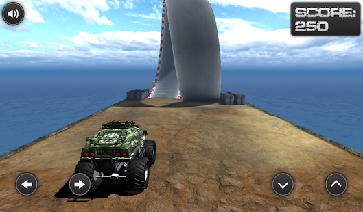 Endless OffRoad Monster Trucks- screenshot thumbnail