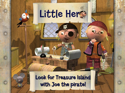 The pirate - Little Hero