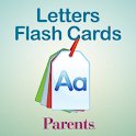 FlashCards Letters by Parents logo
