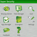Super Security beta icon