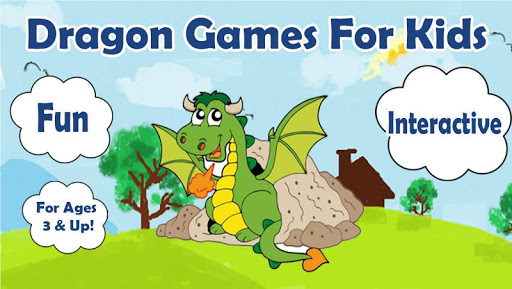 Dragon Games For Kids