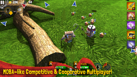 Bug Heroes 2 Screenshot 2