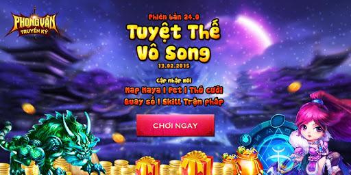 Phong Van Truyen Ky
