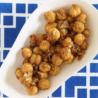 Cumin-Spiced Chickpeas.