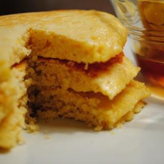 Buttermilk Cornbread Pancakes