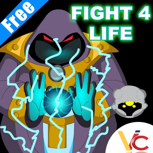 生活のために戦う 動作 App LOGO-硬是要APP