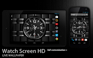 Screenshot of Watch on Screen LITE