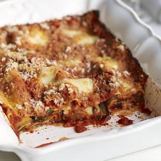 Melanzane Lasagne