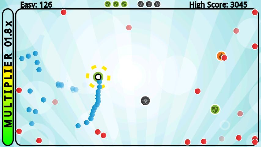Swerve and Destroy - screenshot