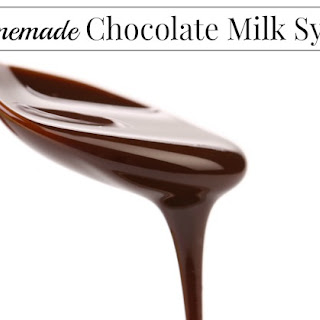 Homemade Chocolate Milk Syrup Recipe