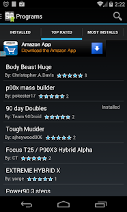 Fit XT Free (90Droid)- screenshot thumbnail